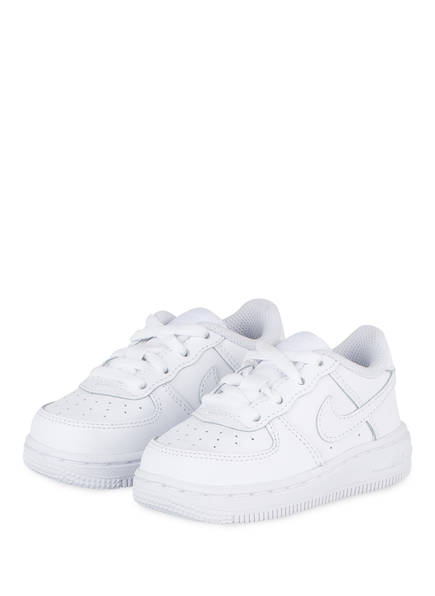 Nike Sneaker NIKE FORCE 1, Farbe: WEISS (Bild 1)