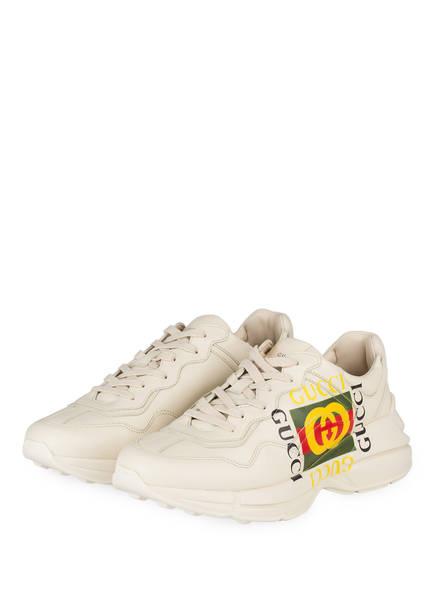 GUCCI Sneaker, Farbe: CREME (Bild 1)