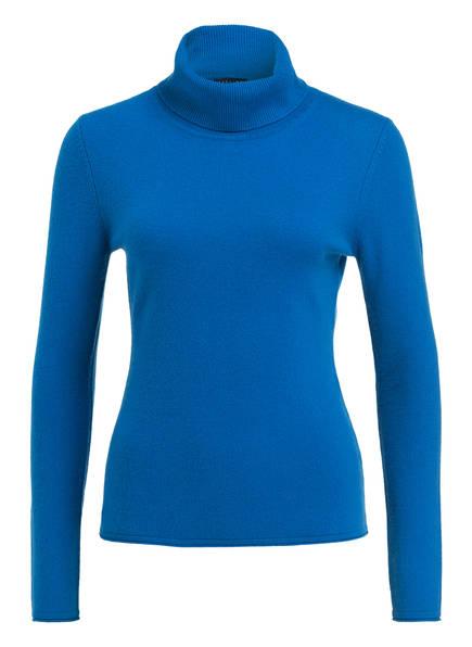 DARLING HARBOUR Cashmere-Pullover, Farbe: BLAU (Bild 1)