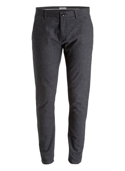 SELECTED Chino Slim Fit, Farbe: GRAU KARIERT (Bild 1)
