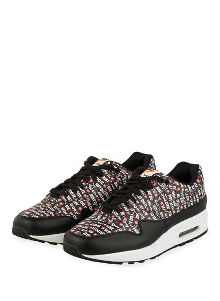 Nike Sneaker AIR MAX 1 PREMIUM JDI, Farbe: SCHWARZ/ WEISS (Bild 1)