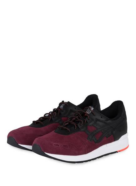 ASICS Sneaker GEL-LYTE, Farbe: BORDEAUX/ SCHWARZ (Bild 1)