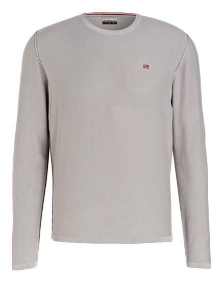 NAPAPIJRI Pullover DECIL1, Farbe: GRAU (Bild 1)
