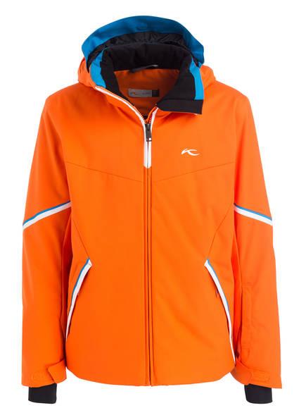 KJUS Skijacke FORMULA, Farbe: ORANGE (Bild 1)