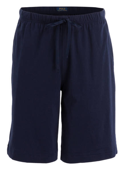 POLO RALPH LAUREN Lounge-Shorts, Farbe: DUNKELBLAU (Bild 1)