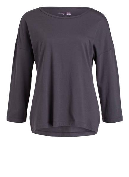 SCHIESSER Schlafshirt , Farbe: GRAU (Bild 1)