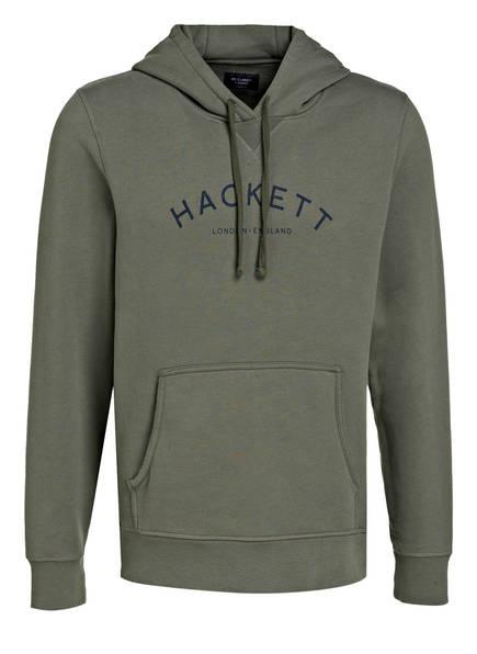 HACKETT LONDON Hoodie MR CLASSIC, Farbe: GRÜN (Bild 1)