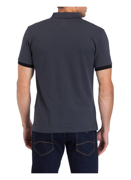 fit London Dunkelgrau Slim Piqué Hackett poloshirt RZqyF