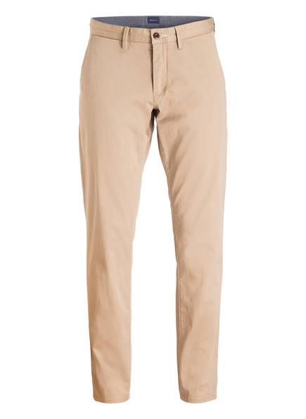 GANT Chino Slim Fit, Farbe: BEIGE (Bild 1)