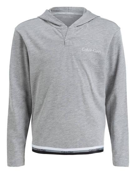 Calvin Klein Hoodie, Farbe: HELLGRAU (Bild 1)