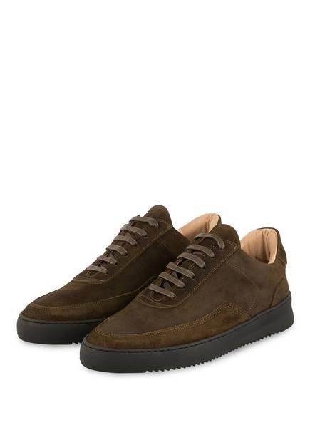 Filling Pieces Sneaker, Farbe: OLIV (Bild 1)