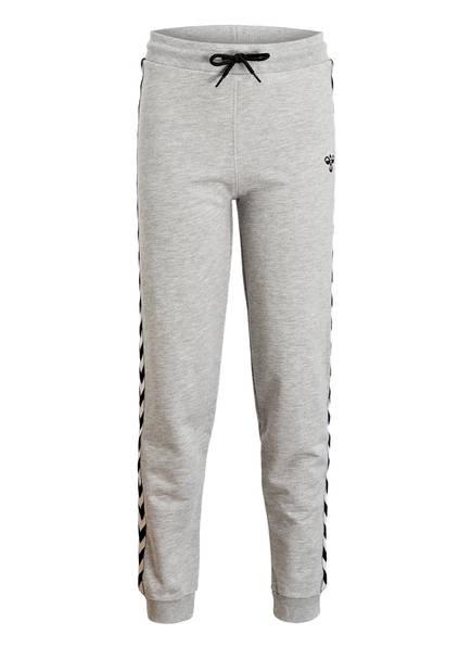 hummel Sweatpants CARLOS , Farbe: GRAU MELIERT (Bild 1)