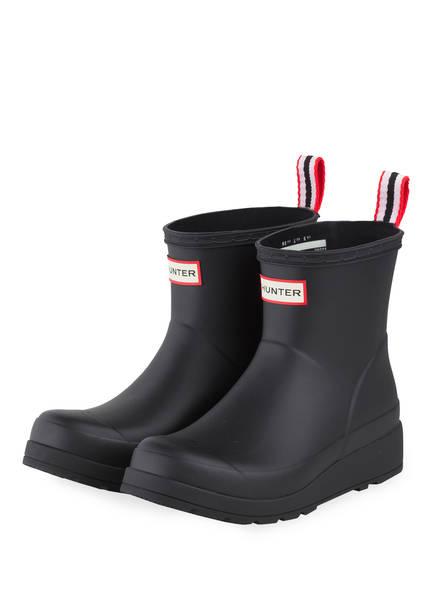 HUNTER Gummi-Boots ORIGINAL PLAY, Farbe: SCHWARZ (Bild 1)