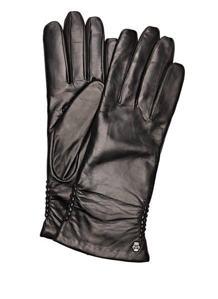 ROECKL Lederhandschuhe REGINA, Farbe: SCHWARZ (Bild 1)