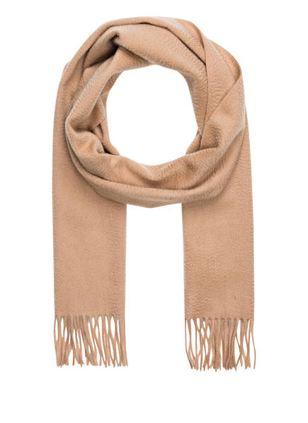 STROKESMAN'S Cashmere-Schal, Farbe: CAMEL (Bild 1)