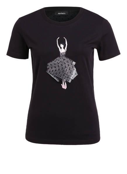 MAX & Co. T-Shirt DUCA, Farbe: SCHWARZ (Bild 1)