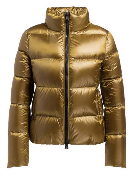 HOX Daunenjacke, Farbe: GOLD (Bild 1)