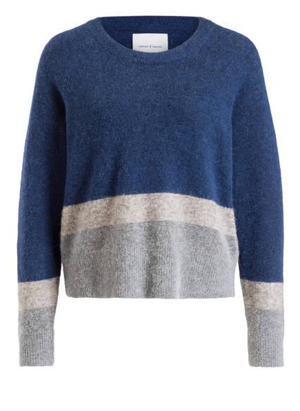 SAMSØE & SAMSØE Pullover, Farbe: BLAU/ GRAU (Bild 1)