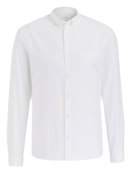 Marc O'Polo DENIM Oxford-Hemd Slim Fit, Farbe: WEISS (Bild 1)