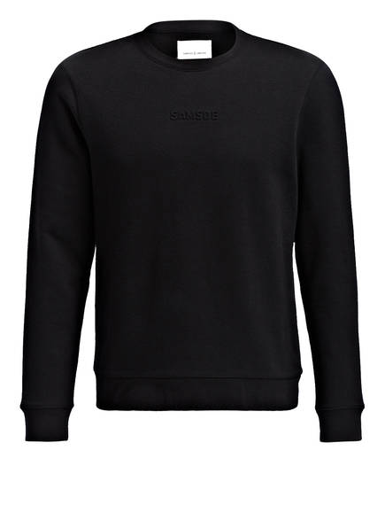 SAMSØE & SAMSØE Sweatshirt, Farbe: SCHWARZ (Bild 1)