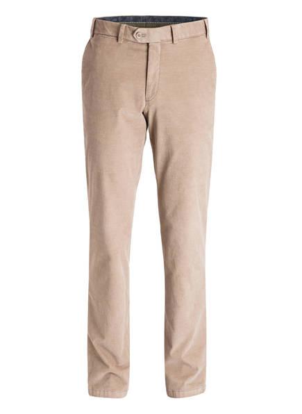 HILTL Chino MARMOTTA VELVET Contemporary Fit, Farbe: HELLBRAUN (Bild 1)