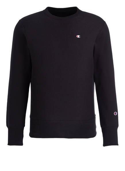 Champion Sweatshirt, Farbe: SCHWARZ (Bild 1)