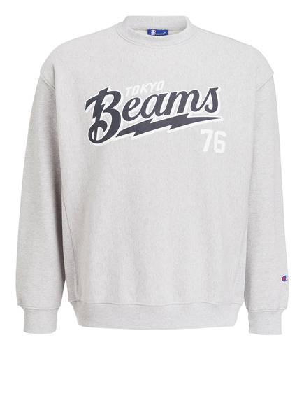 Champion Sweatshirt, Farbe: HELLGRAU MELIERT (Bild 1)