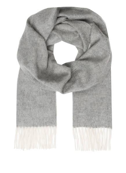 Chas Cashmere-Schal, Farbe: HELLGRAU MELIERT (Bild 1)