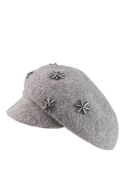 THOMAS RATH BLUE LABEL Schiebermütze, Farbe: GRAU MELIERT (Bild 1)