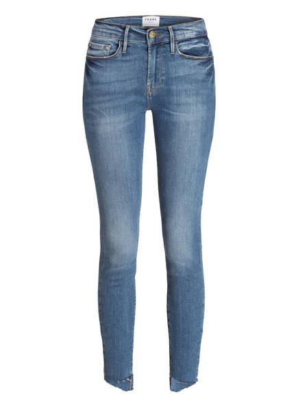 FRAME DENIM Skinny-Jeans , Farbe: CAPE MAY BLUE (Bild 1)