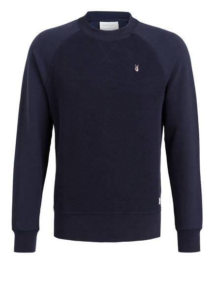 ARMEDANGELS Sweatshirt NIKOLA, Farbe: DUNKELBLAU (Bild 1)