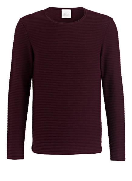 ARMEDANGELS Pullover , Farbe: DUNKELROT (Bild 1)