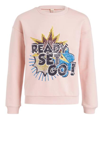 CKS Kids Sweatshirt HILARY, Farbe: HELLROSA (Bild 1)