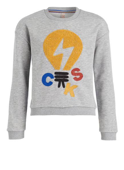 CKS Kids Sweatshirt, Farbe: GRAU MELIERT (Bild 1)