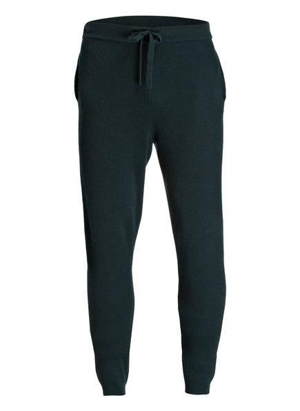Chas Strickhose im Jogging-Stil, Farbe: GRÜN (Bild 1)