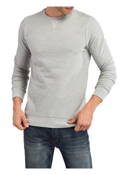 Dstrezzed Grau Meliert Dstrezzed Grau Meliert Sweatshirt Dstrezzed Sweatshirt Z1wF16x
