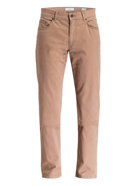 BRAX Hose COOPER FANCY Regular Fit, Farbe: 57 CAMEL (Bild 1)