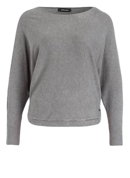 MORE & MORE Pullover, Farbe: GRAU MELIERT (Bild 1)