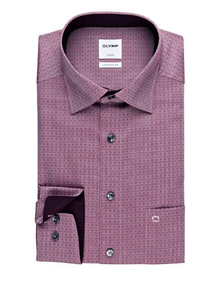 OLYMP Hemd Luxor comfort fit, Farbe: DUNKELROT (Bild 1)
