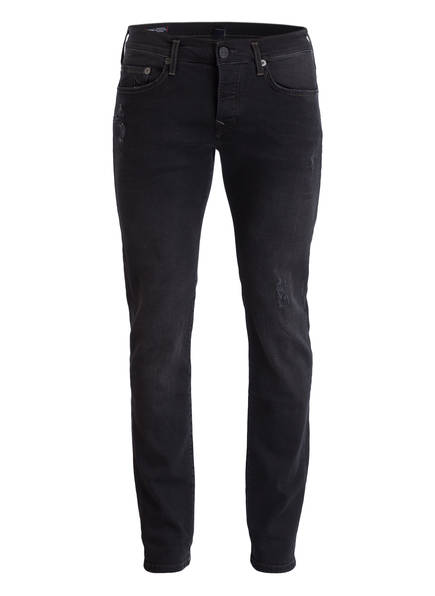 TRUE RELIGION Jeans Relaxed Skinny Fit, Farbe: 1008 BLACK (Bild 1)