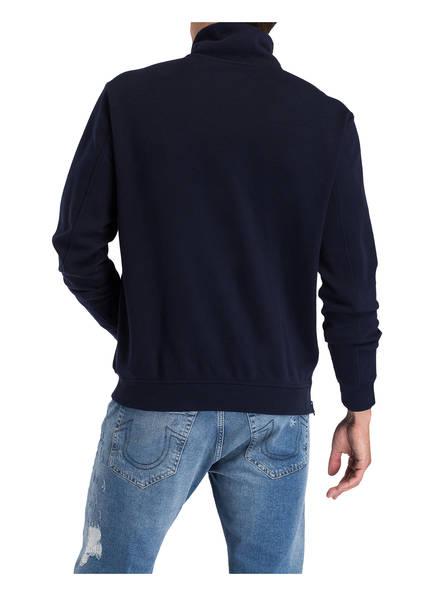 True Dunkelblau True Religion sweatshirt Troyer Religion zwP5C8BOq
