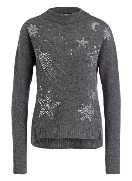 RIANI Pullover , Farbe: DUNKELGRAU MELIERT (Bild 1)