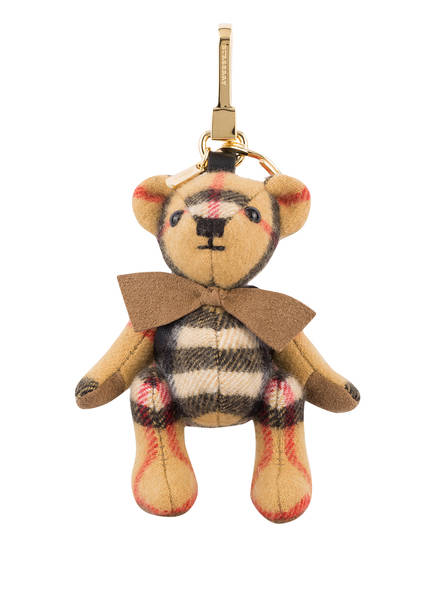 BURBERRY Schlüssel- und Taschenanhänger THOMAS, Farbe: VINTAGE CHECK (Bild 1)