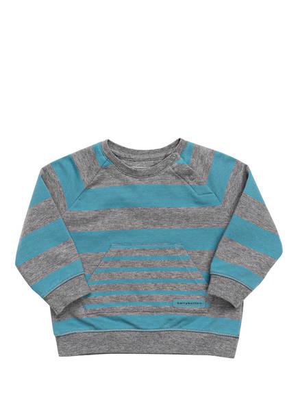 bellybutton Sweatshirt , Farbe: BLAU/ GRAU GESTREIFT (Bild 1)