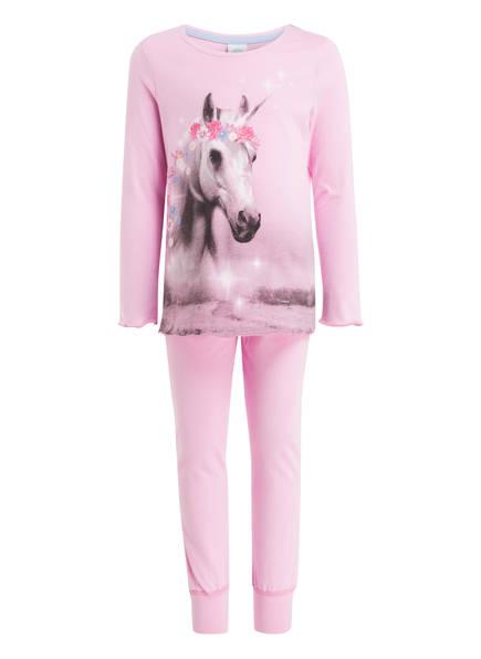 Sanetta Schlafanzug, Farbe: ROSA (Bild 1)