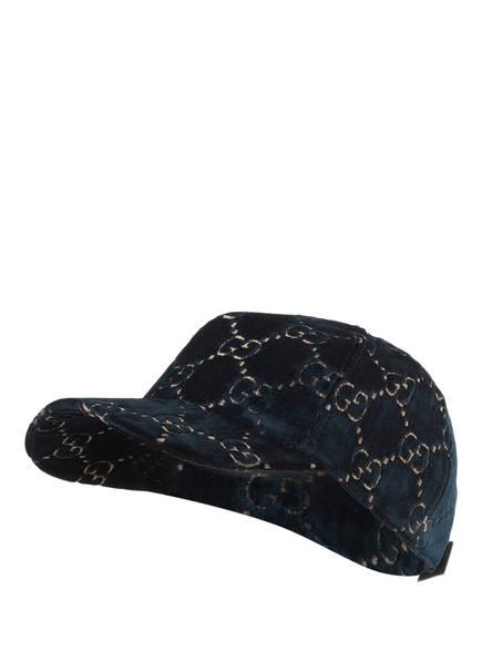 GUCCI Cap, Farbe: DUNKELBLAU (Bild 1)