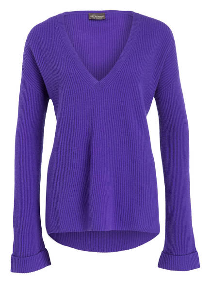 Princess GOES HOLLYWOOD Strickpullover, Farbe: LILA (Bild 1)