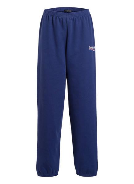 BALENCIAGA Sweatpants, Farbe: BLAU (Bild 1)