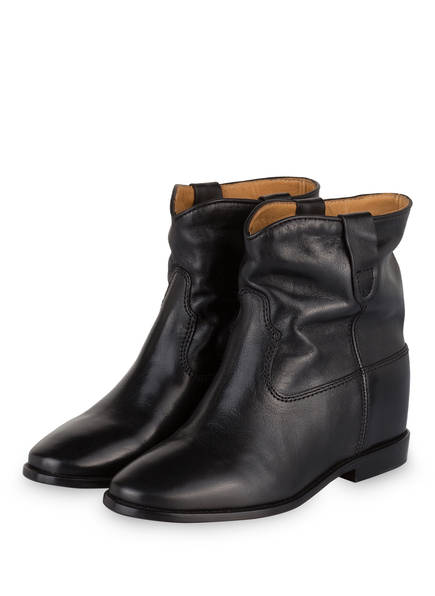 ISABEL MARANT Boots CLUSTER, Farbe: SCHWARZ (Bild 1)