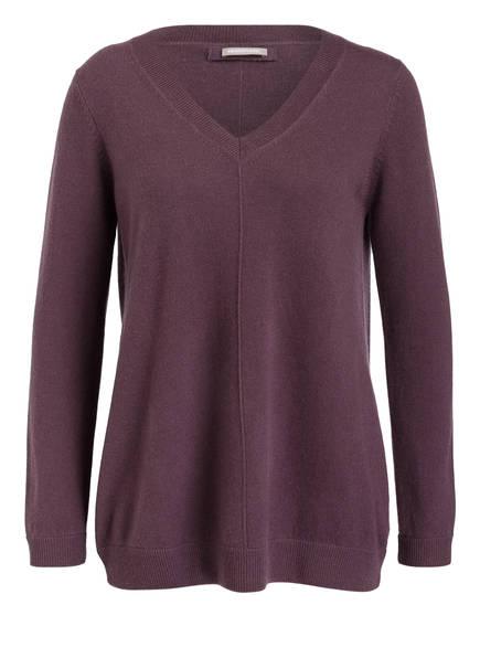 HEMISPHERE Cashmere-Pullover, Farbe: LILA (Bild 1)